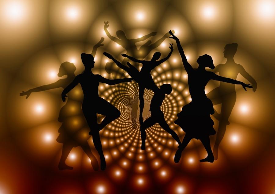 Tanzabend im Oktober